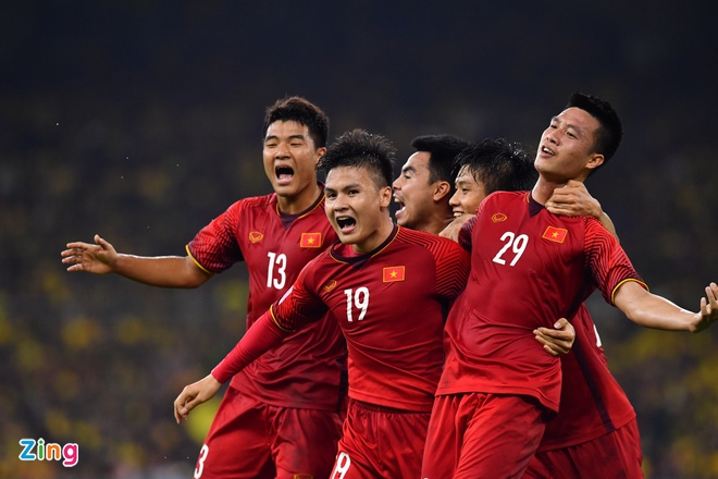 Tuyen Viet Nam vo dich AFF Cup 2018 voi thanh tich bat bai hinh anh 12
