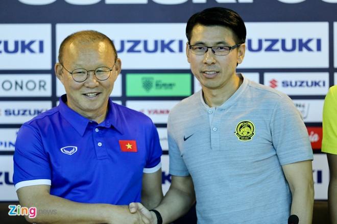 Tuyen Viet Nam vo dich AFF Cup 2018 voi thanh tich bat bai hinh anh 21
