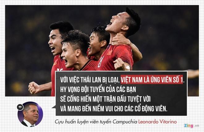 Tuyen Viet Nam vo dich AFF Cup 2018 voi thanh tich bat bai hinh anh 15