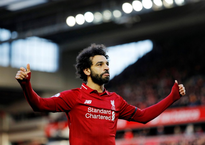 Salah ghi ban, Liverpool tro lai ngoi dau bang Premier League hinh anh 25
