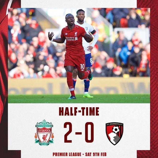 Salah ghi ban, Liverpool tro lai ngoi dau bang Premier League hinh anh 21