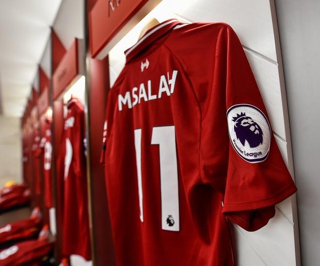 Salah ghi ban, Liverpool tro lai ngoi dau bang Premier League hinh anh 8