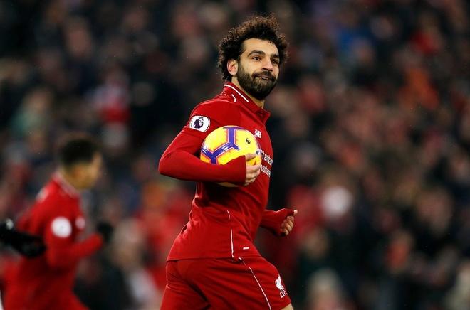 Salah ghi ban, Liverpool tro lai ngoi dau bang Premier League hinh anh 24