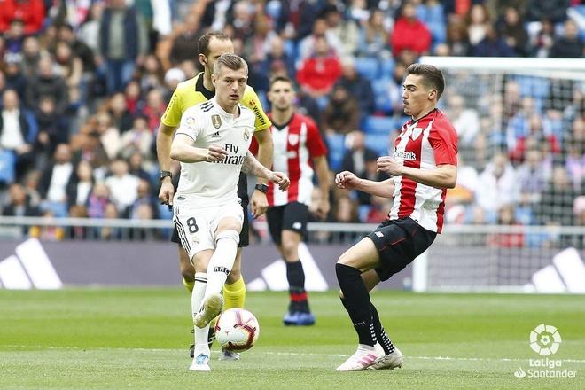 Real vs Athletic Bilbao (3-0): Benzema ghi hat-trick ban thang hinh anh 13