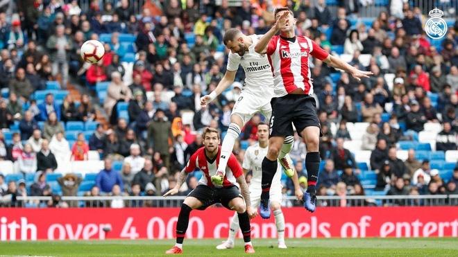 Real vs Athletic Bilbao (3-0): Benzema ghi hat-trick ban thang hinh anh 20
