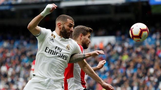 Real vs Athletic Bilbao (3-0): Benzema ghi hat-trick ban thang hinh anh 18