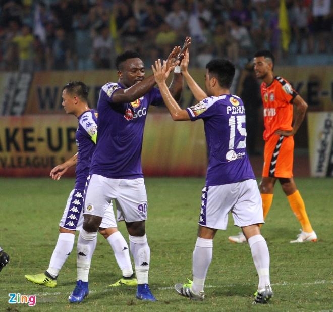 CLB Ha Noi vs CLB Da Nang anh 14