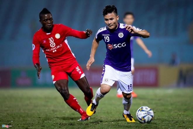 CLB Ha Noi vs CLB Da Nang anh 4