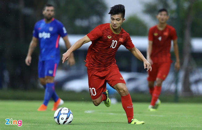 U22 Viet Nam vs CLB Kitchee (2-0): Martin Lo, Tran Danh Trung ghi ban hinh anh 8
