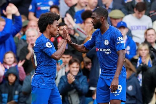 Chelsea vs Brighton (2-0): Willian ghi ban hinh anh 14