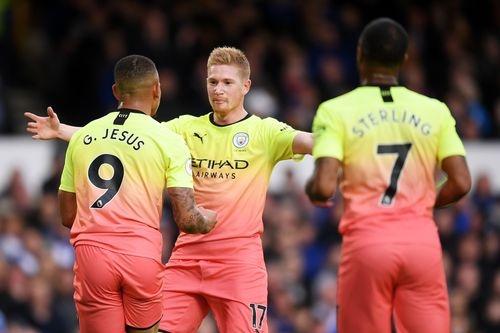 Everton vs Man City (1-3): Sterling, Mahrez ghi ban hinh anh 11