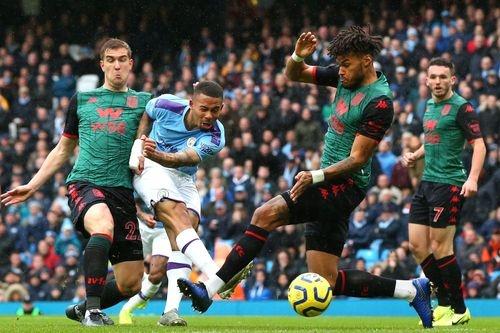 truc tiep Man City vs Aston Villa anh 16