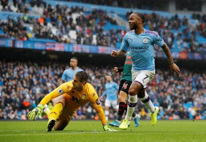 truc tiep Man City vs Aston Villa anh 25