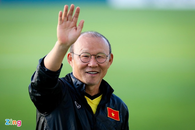 HLV Park: 'Viet Nam se canh tranh trong top dau cua chau A' hinh anh 3
