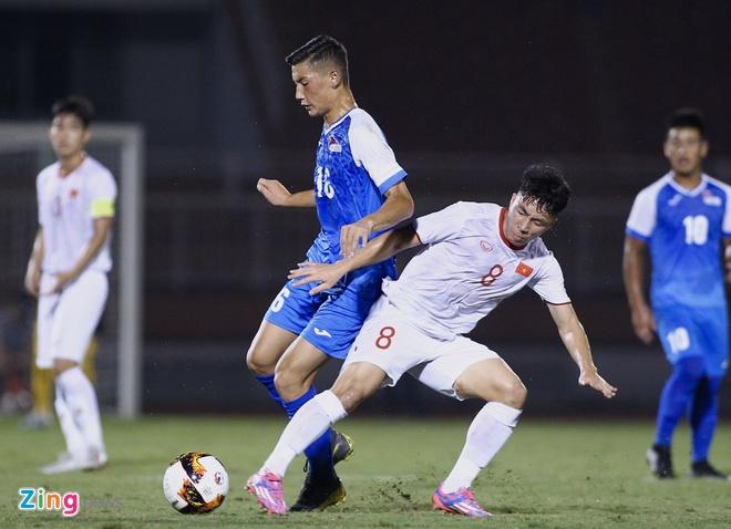 U19 Viet Nam gianh chien thang 4-1 truoc Guam tai vong loai chau A hinh anh 2