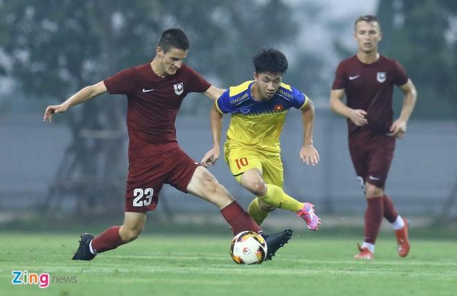 U19 Viet Nam gianh chien thang 4-1 truoc Guam tai vong loai chau A hinh anh 6