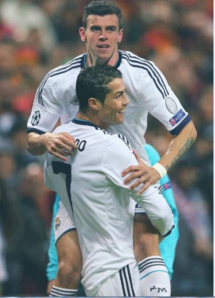 Doi canh Bale-Ronaldo giup Real bay cao o Champions League? hinh anh 1