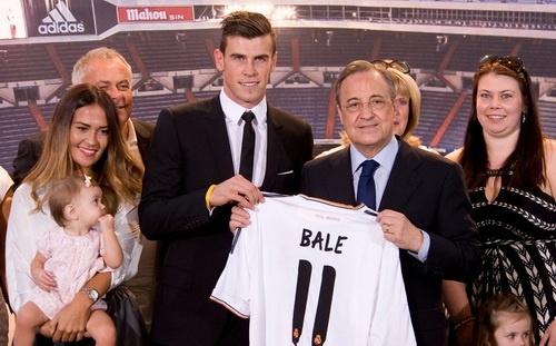 Nghi vien chau Au dieu tra vu Real mua Bale hinh anh