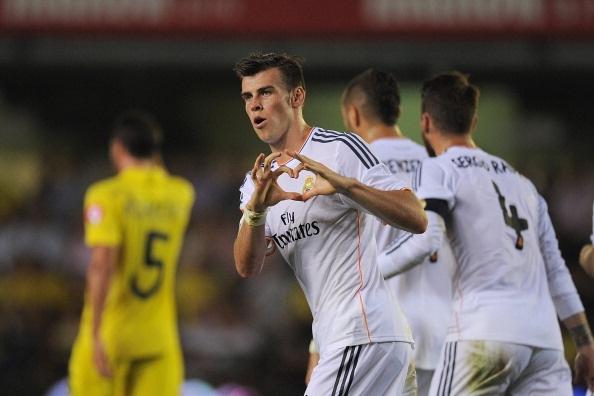 Villarreal pha hong man ra mat hoan hao cua Bale hinh anh