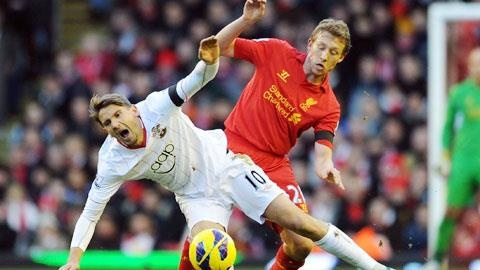 Liverpool - Southampton: Chien thang thu 400 cho The Kop hinh anh