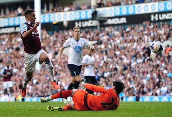 Tottenham 0-3 West Ham (Ket thuc) hinh anh