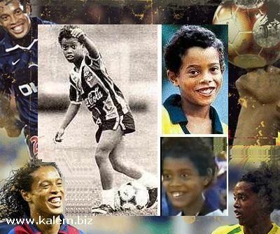 Ronaldinho - tu dua tre mo coi den huyen thoai the gioi hinh anh 1