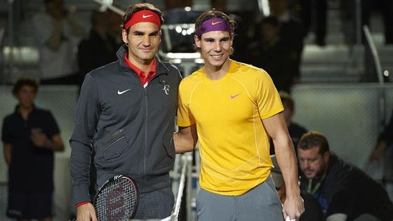 Nhung cuoc dung do kich tinh nhat giua Nadal va Federer hinh anh 2