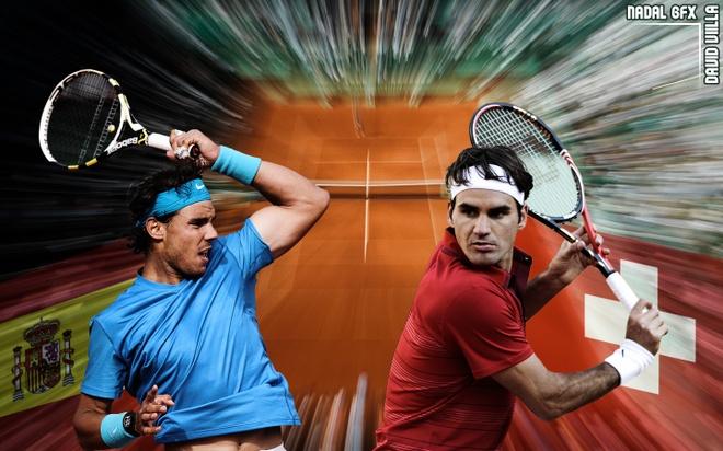 Sieu kinh dien Federer - Nadal: Cho Fedex tai sinh hinh anh 1