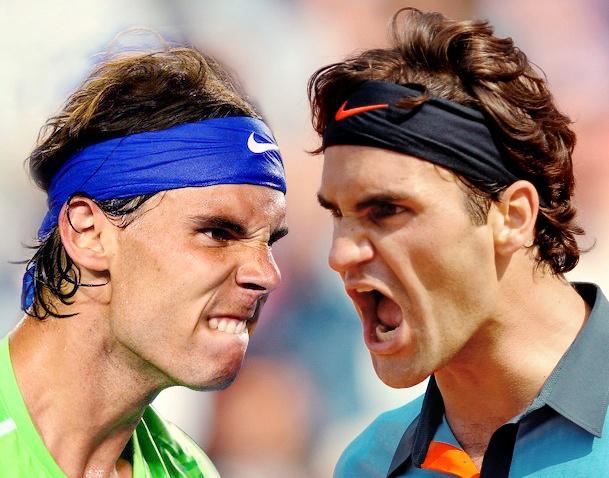 Nhung cuoc dung do kich tinh nhat giua Nadal va Federer hinh anh