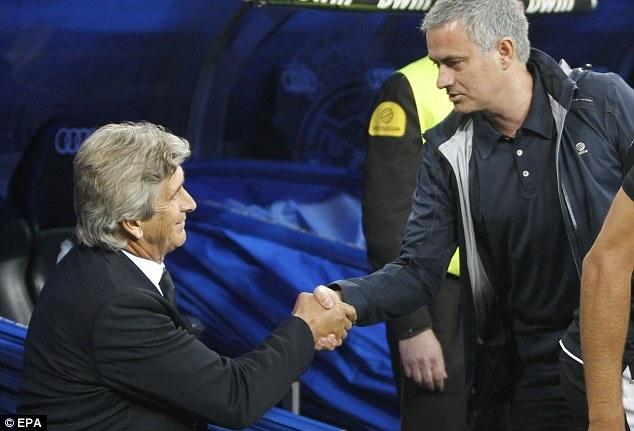 Mourinho che Man City khong co tam nhin xa hinh anh