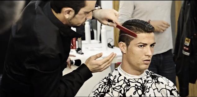 Tung clip 'tia chop', Ronaldo khien NHM hoi hop hinh anh