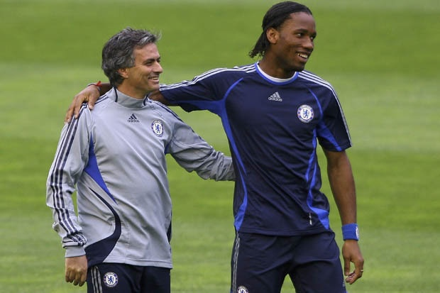Drogba tiet lo tin nhan cua Mourinho truoc dai chien hinh anh 1