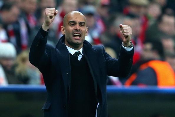 Guardiola: Bayern qua manh va o dang cap cao hon Arsenal hinh anh