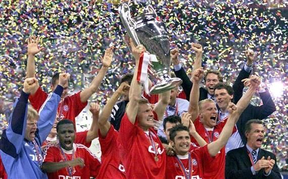 Hitzfeld: Bayern vo dich Champions League la nho M.U hinh anh