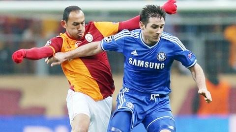 Chelsea - Galatasaray: Cho nguoi Tho sap bay hinh anh