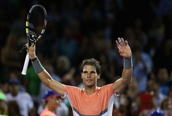 Miami Masters ngay 6: Nadal toc hanh vao vong 4 hinh anh