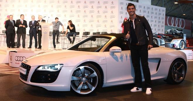 Ronaldo so huu 19 sieu xe co gia gan 5 trieu USD hinh anh 11