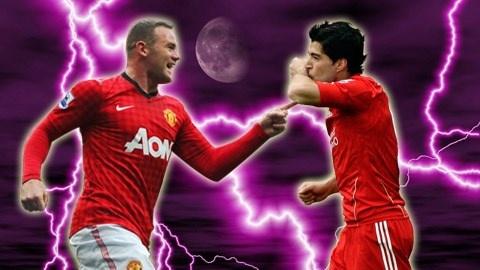 Doi hinh hay nhat NH Anh: Song sat trong mo Rooney - Suarez hinh anh