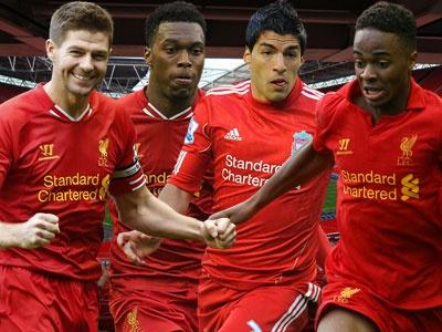 Liverpool ap dao doi hinh tieu bieu Ngoai hang Anh mua nay hinh anh