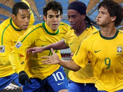 Doi hinh sieu sao Brazil khong duoc du World Cup 2014 hinh anh
