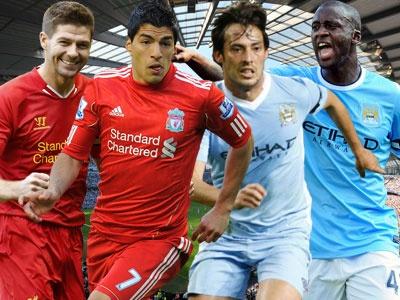 Liverpool, Man City chiem linh doi hinh NH Anh 2013/14 hinh anh