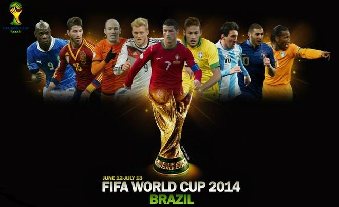 Danh sach cau thu cua 32 doi tuyen du World Cup 2014 hinh anh