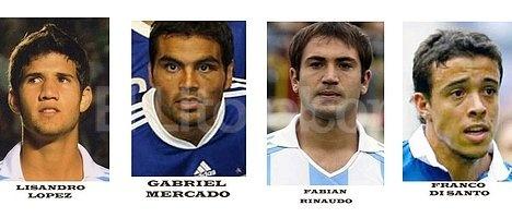 Argentina gach ten 4 cau thu khoi danh sach du World Cup hinh anh 1