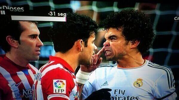 Nhung tro ban trong cac cuoc doi dau Real - Atletico hinh anh 1