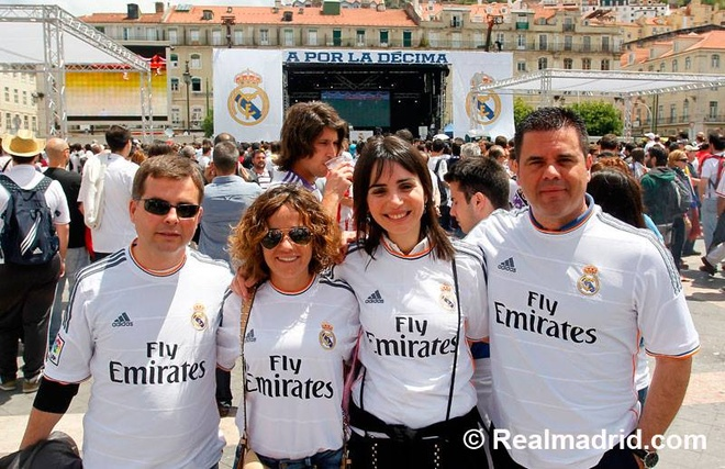Real Madrid lan thu 10 vo dich Champions League hinh anh 10