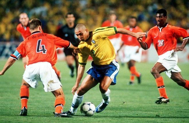 Nghi an Ro 'beo' dong kinh va Brazil ban do tai World Cup 98 hinh anh 2