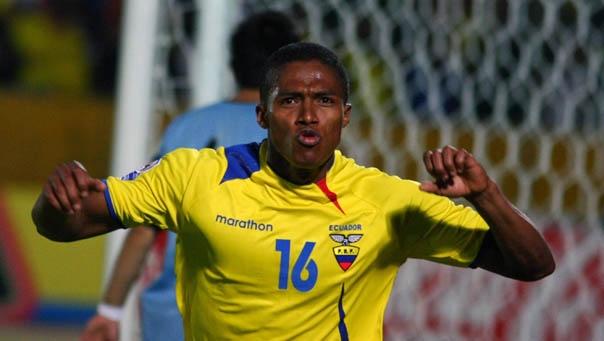 Danh sach rut gon cua 32 doi tham du World Cup hinh anh 17 Tiêu điểm: Hai cầu thủ cùng tên Valencia được kỳ vọng nhiều nhất ở tuyển Ecuador, đó là Enner của Pachuca và cầu thủ chạy cánh Antonio của Manchester United.