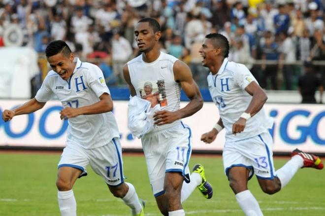 Danh sach rut gon cua 32 doi tham du World Cup hinh anh 19 Tiêu điểm: Trong danh sách rút gọn của Honduras có 6 cầu thủ đang chơi bóng tại Anh. Trong đó, hậu vệ Maynor Figueroa của Hull City và tiền vệ Wilson Palacios của Stoke City thu hút được nhiều sự chú ý nhất.