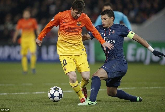 Diem tin 8/6: 'Can mot khau sung de ngan Messi' hinh anh