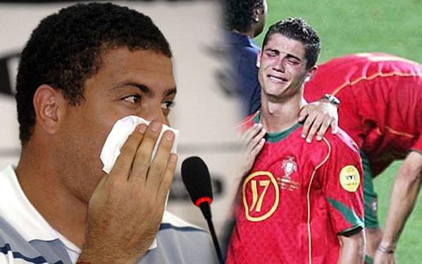 Anh vui Ro beo khoc vi Klose, Ro dieu uat nghen boi Messi hinh anh